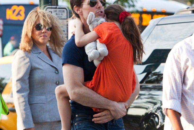 Tom Cruise pole oma tütre Suriga juba kolm aastat kohtunud