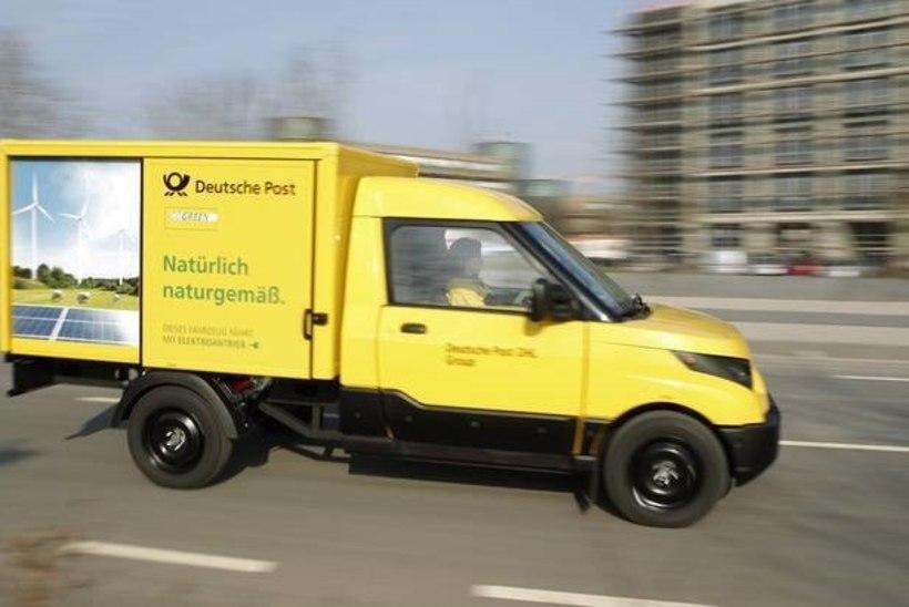 DHL hakkab järgmisel aastal elektribussi müüma