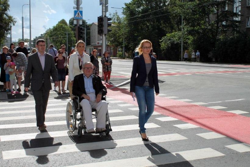Lasnamäe linnaosavanem kutsub üles annetama, et soetada Savisaarele biooniline jalg