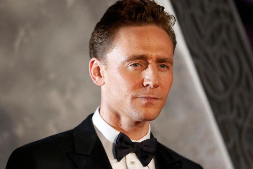 Hiddleston jäi armuloo tõttu tulusast trussikureklaamist ilma