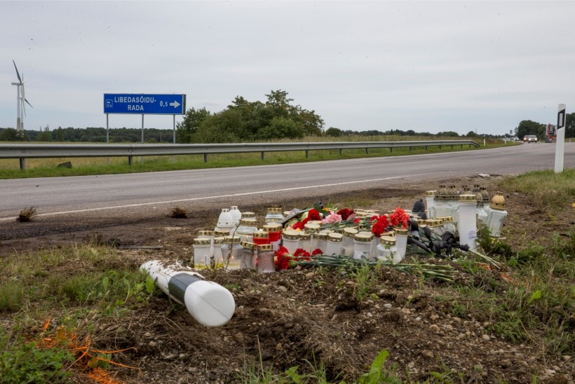 Laupäeval kolme hukkunuga liiklusõnnetuse põhjustanud mees võeti vahi alla