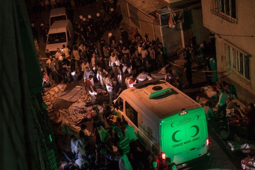 Kagu-Türgis sai plahvatuses surma vähemalt 50 inimest