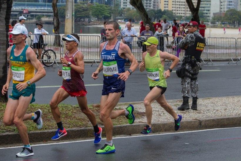 GALERII | Maratonikuld Keeniasse, eestlased esimese poole sees