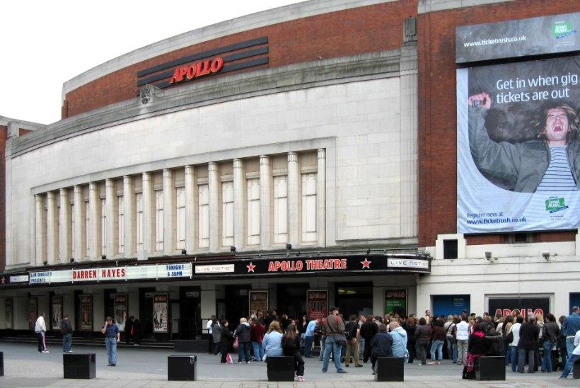 Queeni kontsertfilm jõuab kinolinadele