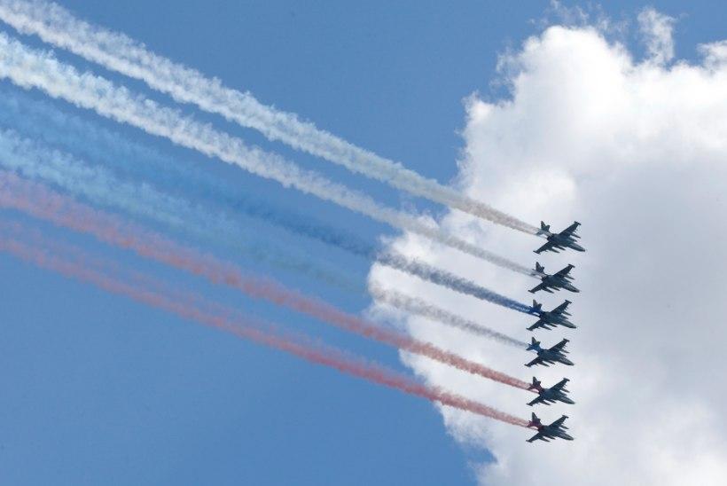 Iraan saatis Vene lennukid koju