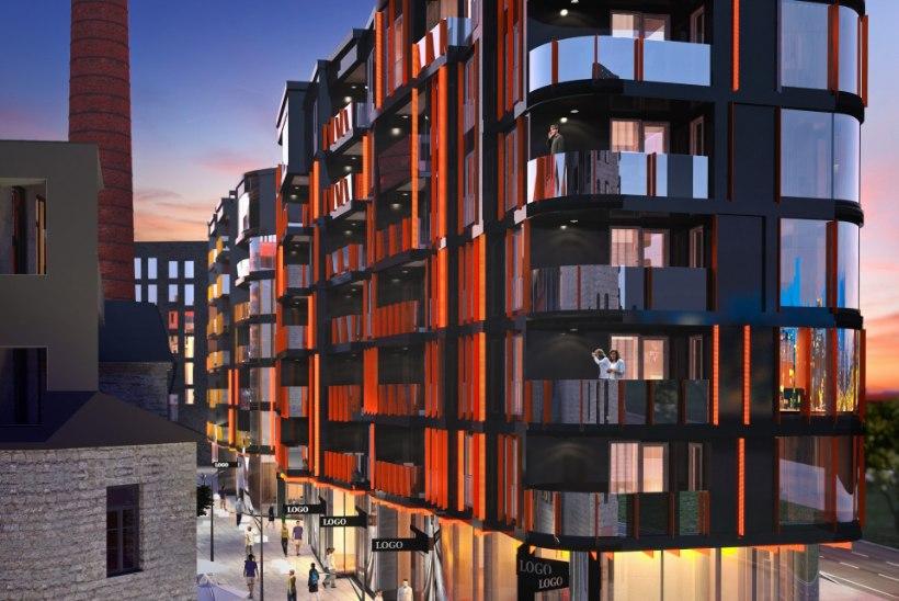 FOTOD | Rotermann City arendamine jõuab lõpusirgele