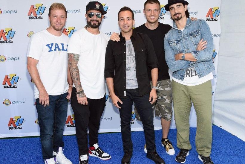 Backstreet Boysi looja suri vanglatrellide taga