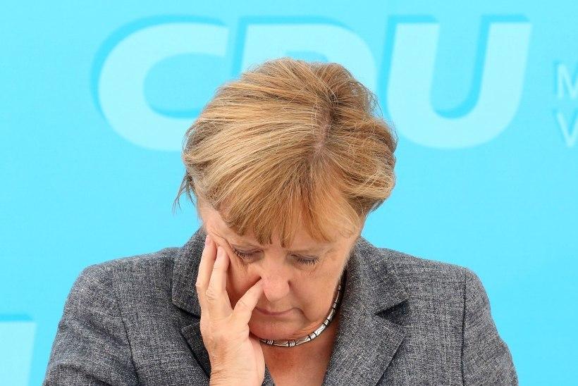 ŠVEITSI MINISTER: Saksamaa on külalislahkusest migrantide vastu selgelt taganenud