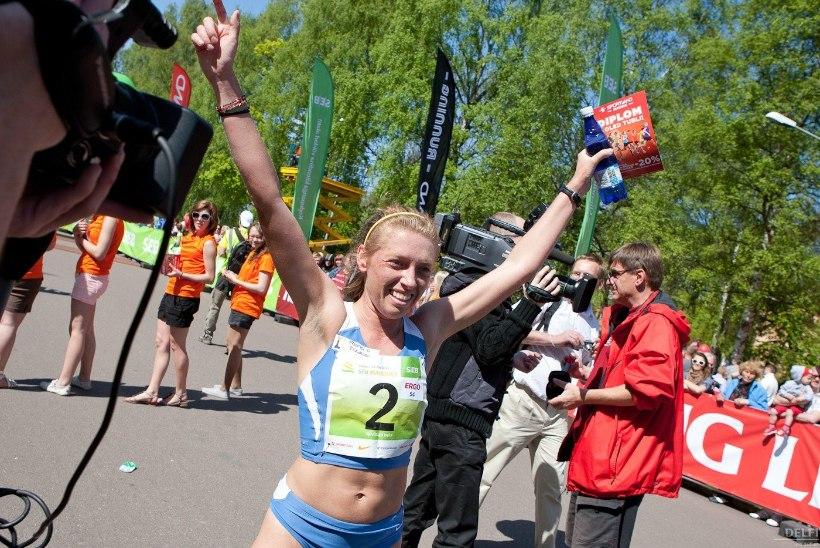 Jekaterina Patjuk: Spordimassaaž on harrastussportlasele väga oluline!
