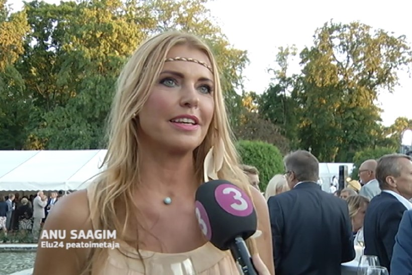TV3 VIDEO | Vaata, kuidas Anu Saagim muljetas Kadrioru roosiaias ning testis Ieva Ilvese eesti keele oskust!