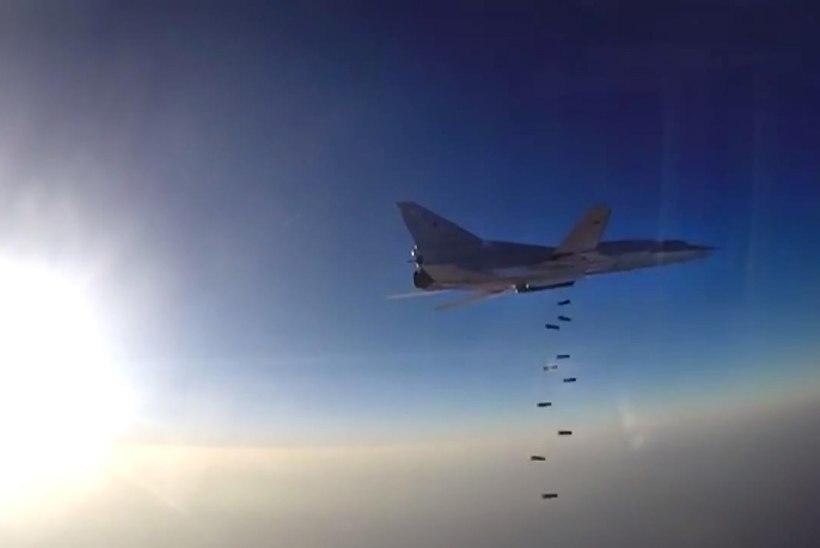 Iraan: Venemaa on lõpetanud Iraani õhuväebaasi kasutamise