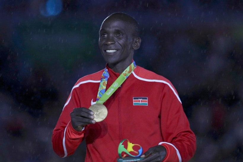 ABSURD: hamburger maksab olümpiamedalist enam