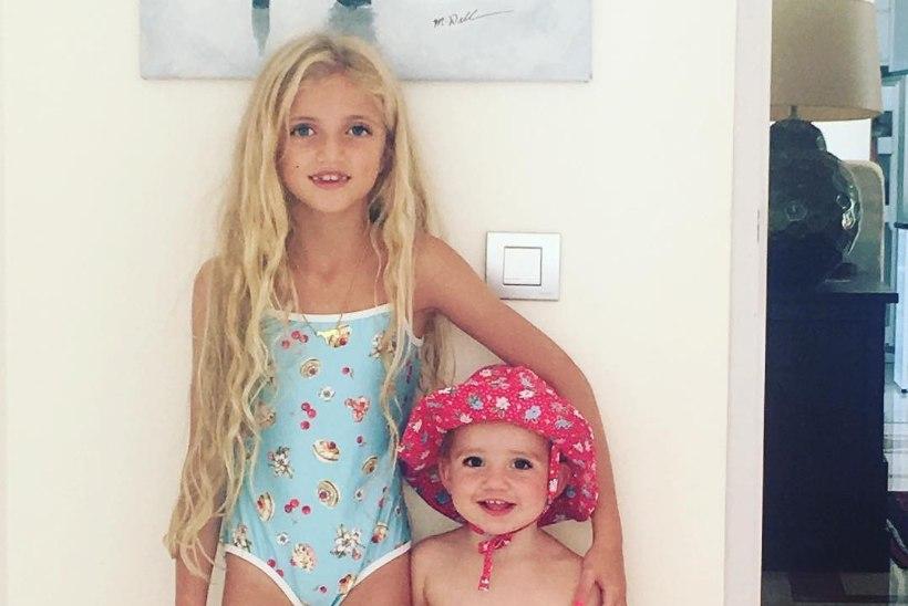 NAGU EMA NII TÜTRED: Katie Price'i pisitütred näevad välja kui supermodellid