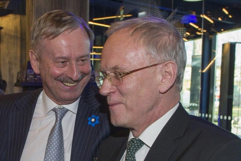 Sotsid otsustasid toetada riigikogus Siim Kallast