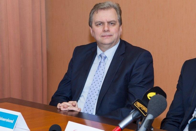 Presidenditegijad nuputasid skeemi: algul Nestor, siis Kallas