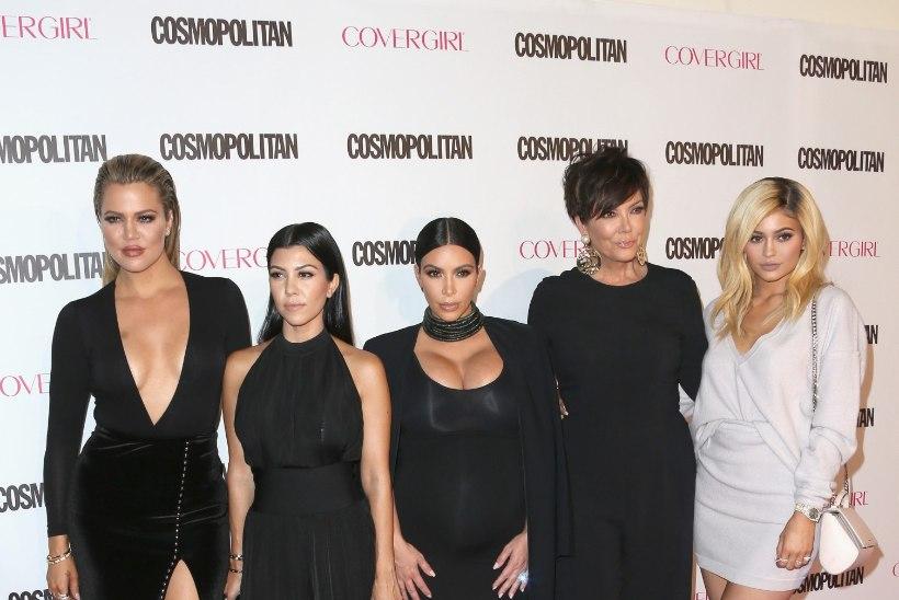 Milline Kardashian mugib rämpstoitu, kes on süsivesikute suhtes allergiline?
