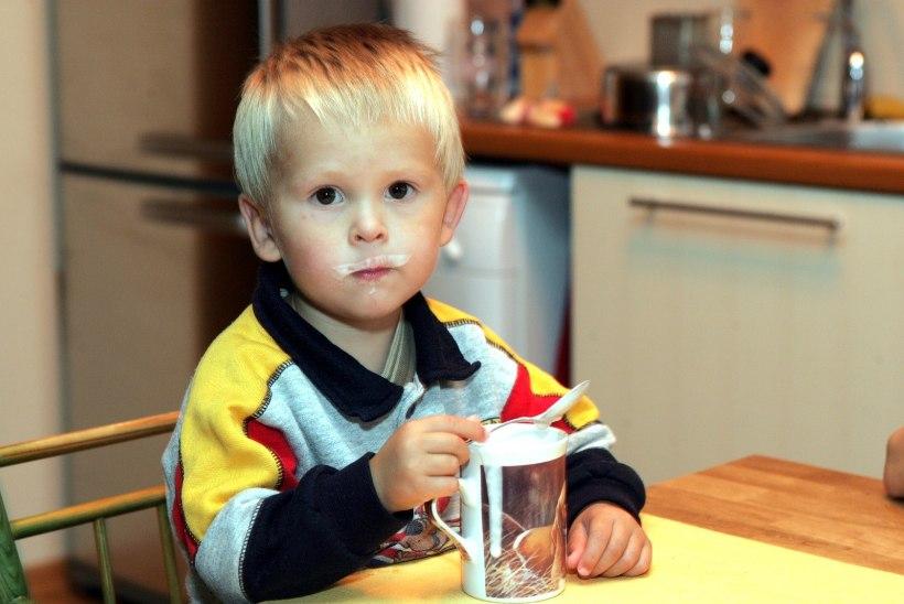 Mida teha, kui laps ei söö ning tema menüü on liialt ühekülgne?