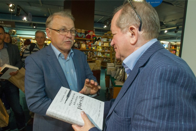 GALERII | Kunagise peaminister Savisaare nõunik pani oma mälestused kaante vahele
