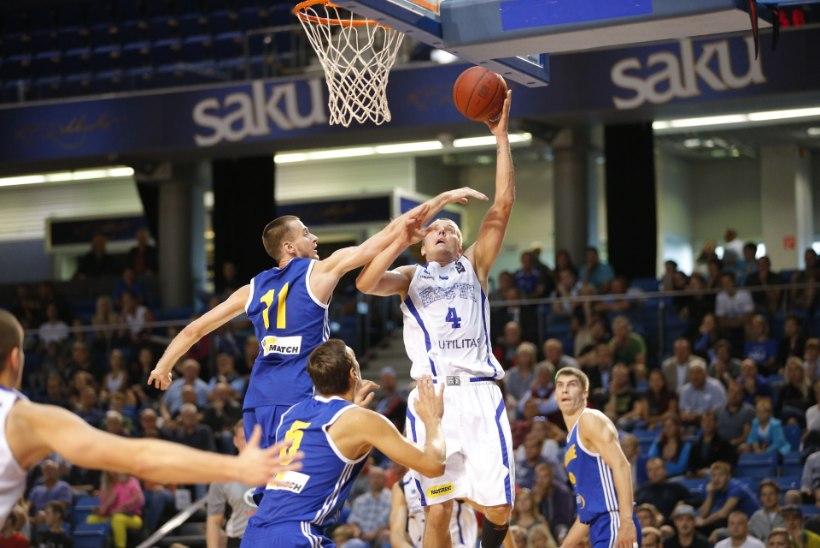 NII SEE JUHTUS | Sport 24.08: Eesti korvpallikoondis kaotas kindlalt Ukrainale