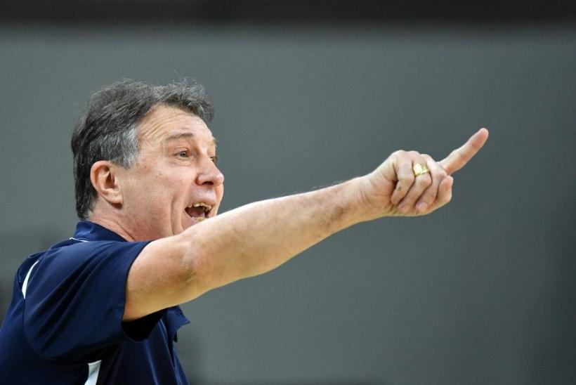Brasiilia korvpallikoondise peatreener lahkus ametist pärast ebaõnnestunud olümpiat