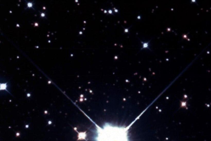 USKUMATU: meile lähima tähe ümber tiirleb Maa masti planeet