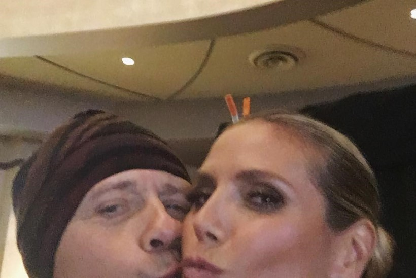 PILTUUDIS | Vello Vaher sai Heidi Klumilt musi!