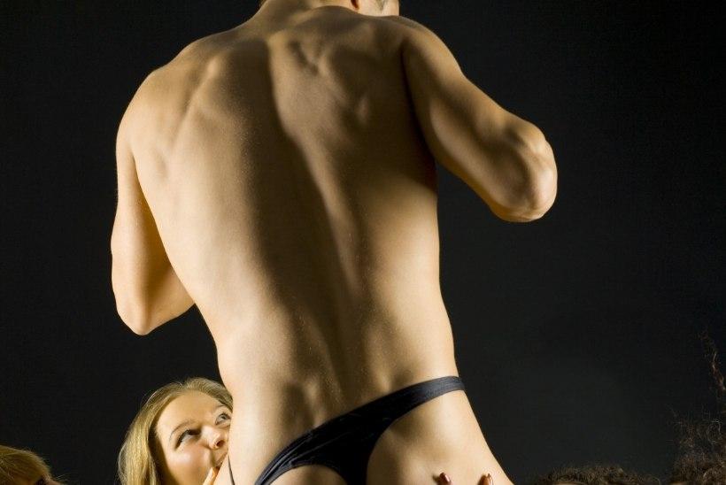 MEESSTRIPPARID RÄÄGIVAD SUU PUHTAKS: ihu näitavad, aga päris kätte ei anna kunagi?!