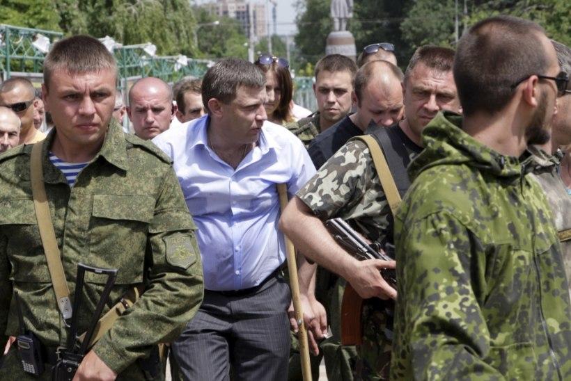 Nn Donetski rahvavabariigi võimukandja kodu juures plahvatas võimas pomm