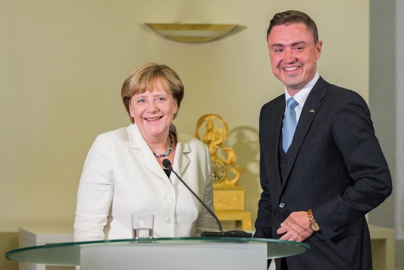 TV3 VIDEO | Merkel on rahul Eesti panusega põgenikekriisi lahendamisse