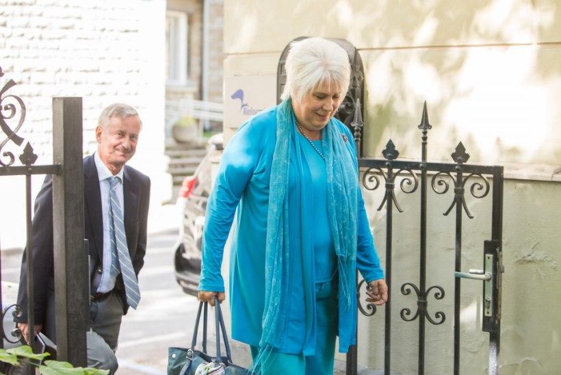 Kaljurand on menukaim presidendikandidaat, kuid toetus Kallasele on kõvasti kasvanud