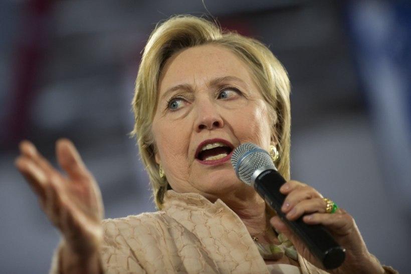 Trump: Clinton sai altkäemaksu