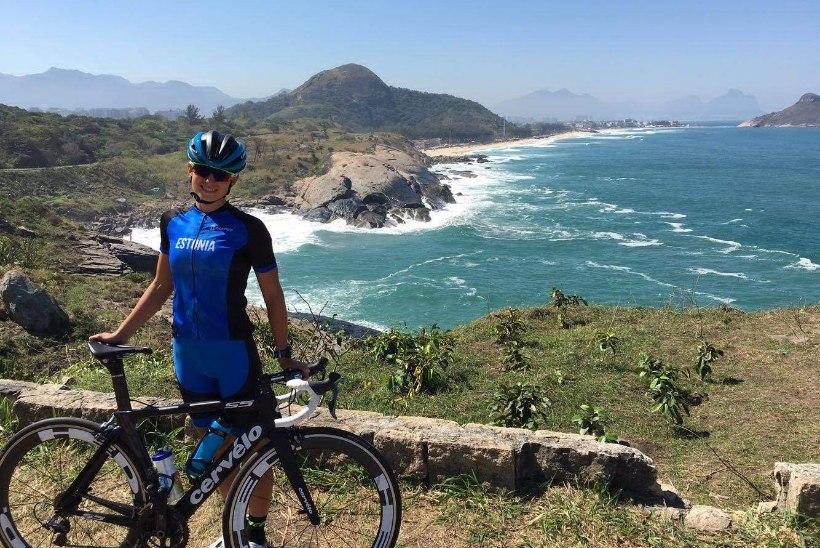 Olümpiadebütant Kaidi Kivioja Rio de Janeirost: glamuuri polnud, aga vägev kogemus!