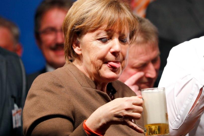 Millist Eesti õlut Merkelile pakkuda?