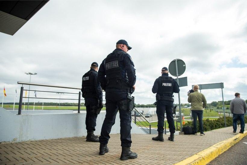 TV3 VIDEO | Eesti politsei alustas Merkeli visiidi tarbeks ettevalmistusi mitu nädalat varem