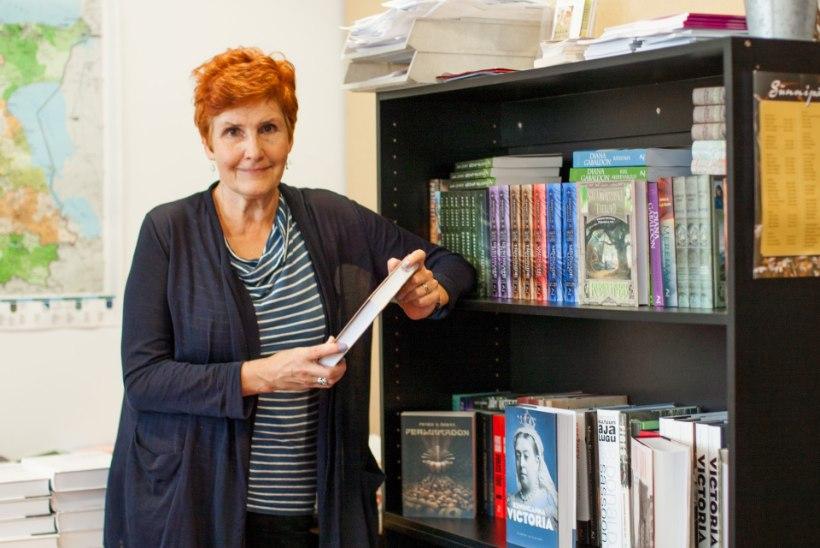 Kirjastaja Krista Kaer: eesti rahvas on asunud väga innukalt kirjutama