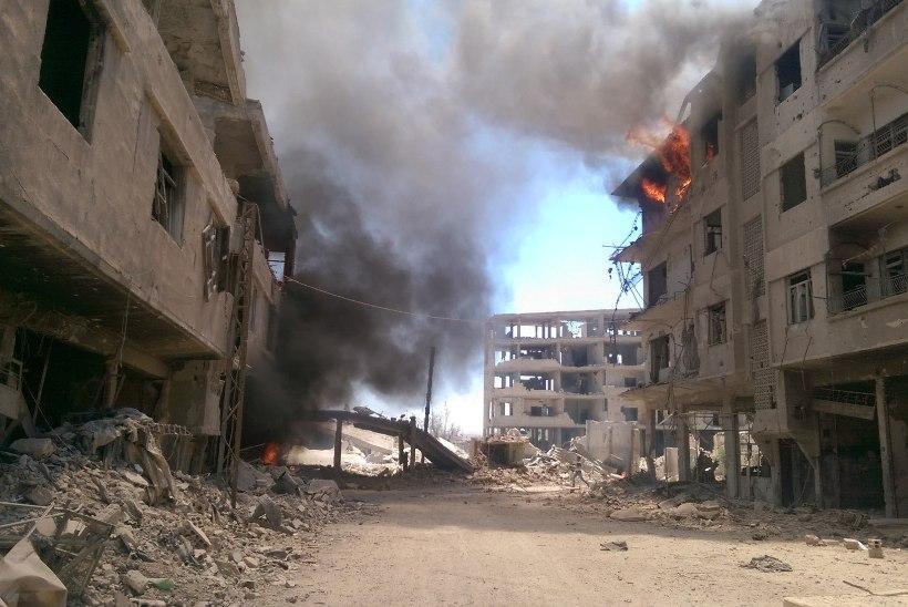 KERRY JA LAVROVI KOKKULEPE: Süürias evakueeritakse Darayyast tsiviilelanikud ja mässulised