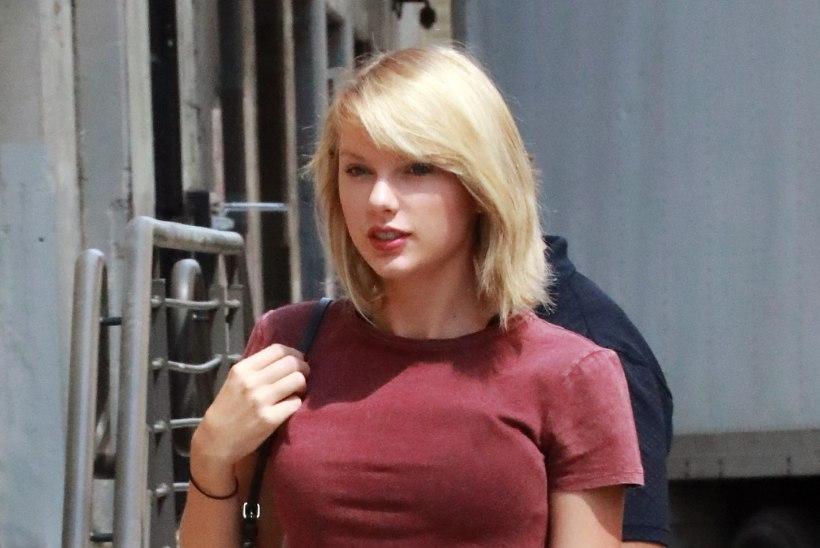 FOTOD | Kas Taylor Swift on tõesti lasknud enda rinnapartiid suurendada?