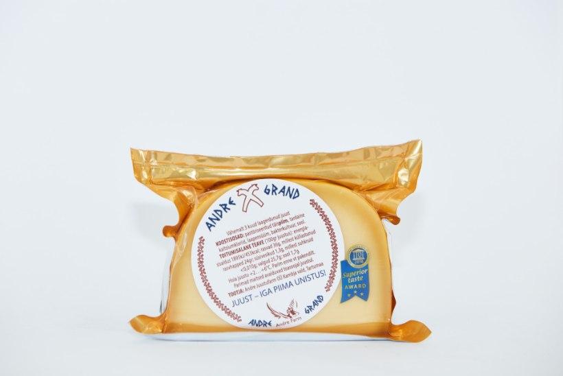 ISUÄRATAV KATSE | Milline juust on kõige parem, erilisem ja kutsuvama välimusega?