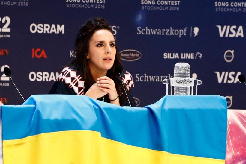 Ukraina ei suuda valida Eurovisioni võõrustajalinna