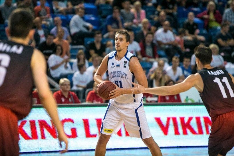 Kas Reinar Hallik püstitas Eesti korvpallikoondise rekordi?