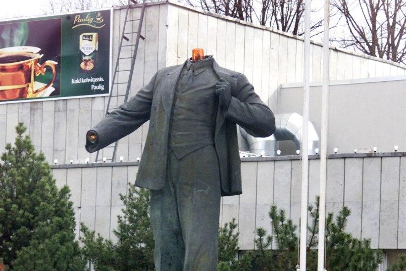 Hüvasti, isake Lenin! Kuidas Tallinn 25 aastat tagasi ühest jõledast monstrumist lahti sai