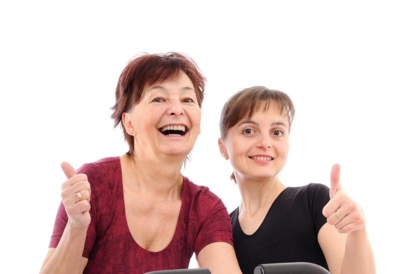 HEA TEADA: Kaalutõusul vanemas eas pole mingit pistmist ainevahetuse aeglustumisega