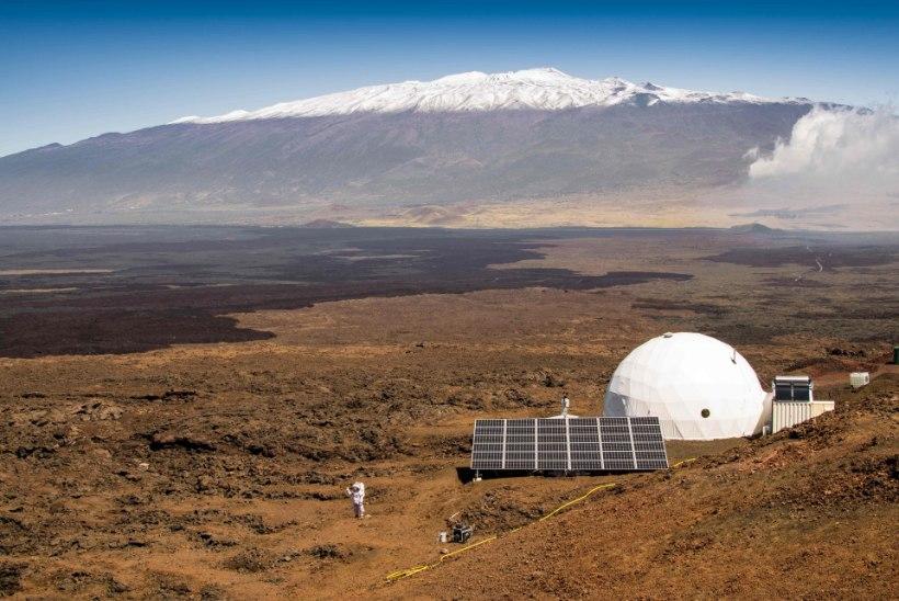 Aasta otsa sama seltskond ja ühtmoodi toit: Hawaiil lõppes Marsi-elu jäljendav katse