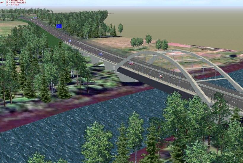 Tartu Tähtvere silda supilinlaste vastuseisu tõttu niipea ei tule
