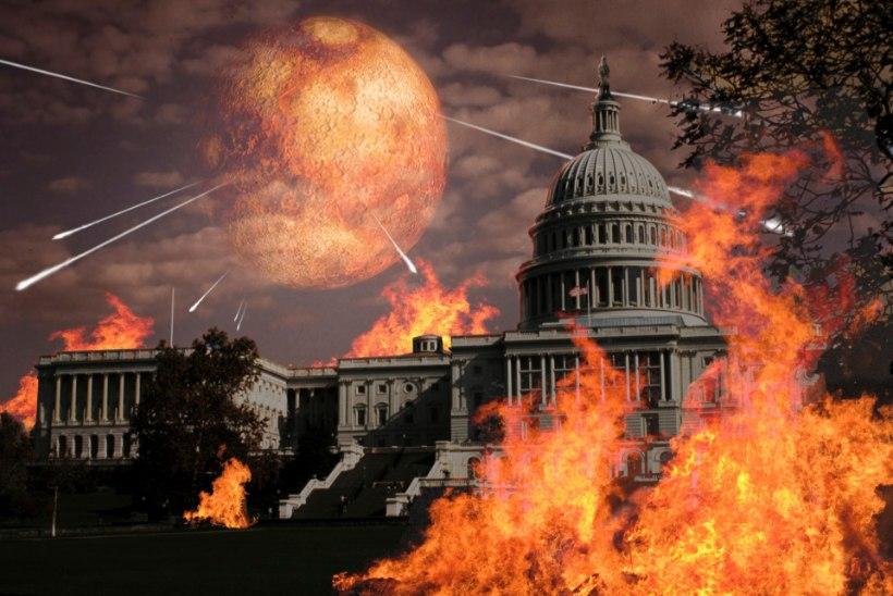 Saladuslik planeet Nibiru ründab taas?