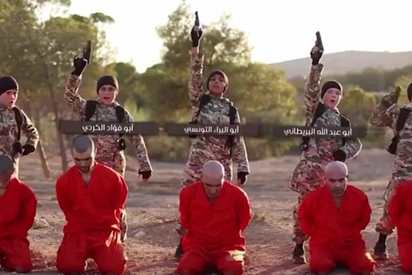 Briti isa tundis Islamiriigi tapavideos killerina ära oma teismelise poja