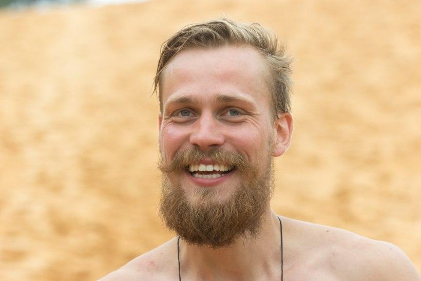 Alo Kõrve: kasvatasin habeme, et varjata kulunud pintsakut ja pükse