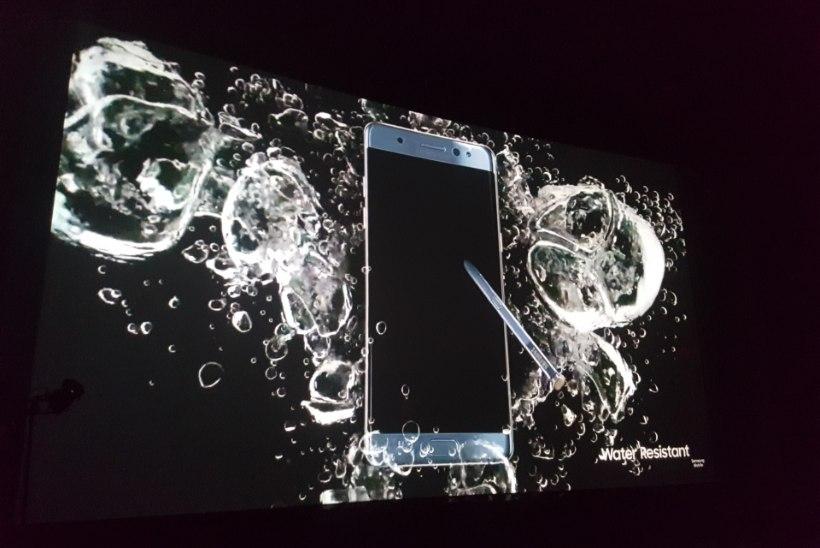 Mart Müürisepp näitas uue Samsungi esitlusel enda tõelist ego