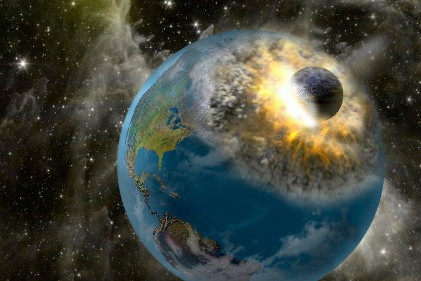 Asteroid Bennu läheneb ohtlikult meie planeedile