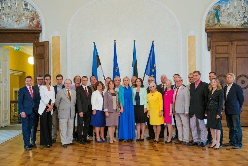 OTSEBLOGI JA GALERII RIIGIKOGUST | Presidenti täna ära ei valitud - Jõks sai 25 häält, Nestor 40 ja Reps 26
